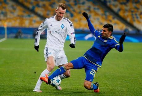 Болельщики смогут поддержать «Динамо» в плей-офф Лиги Чемпионов
