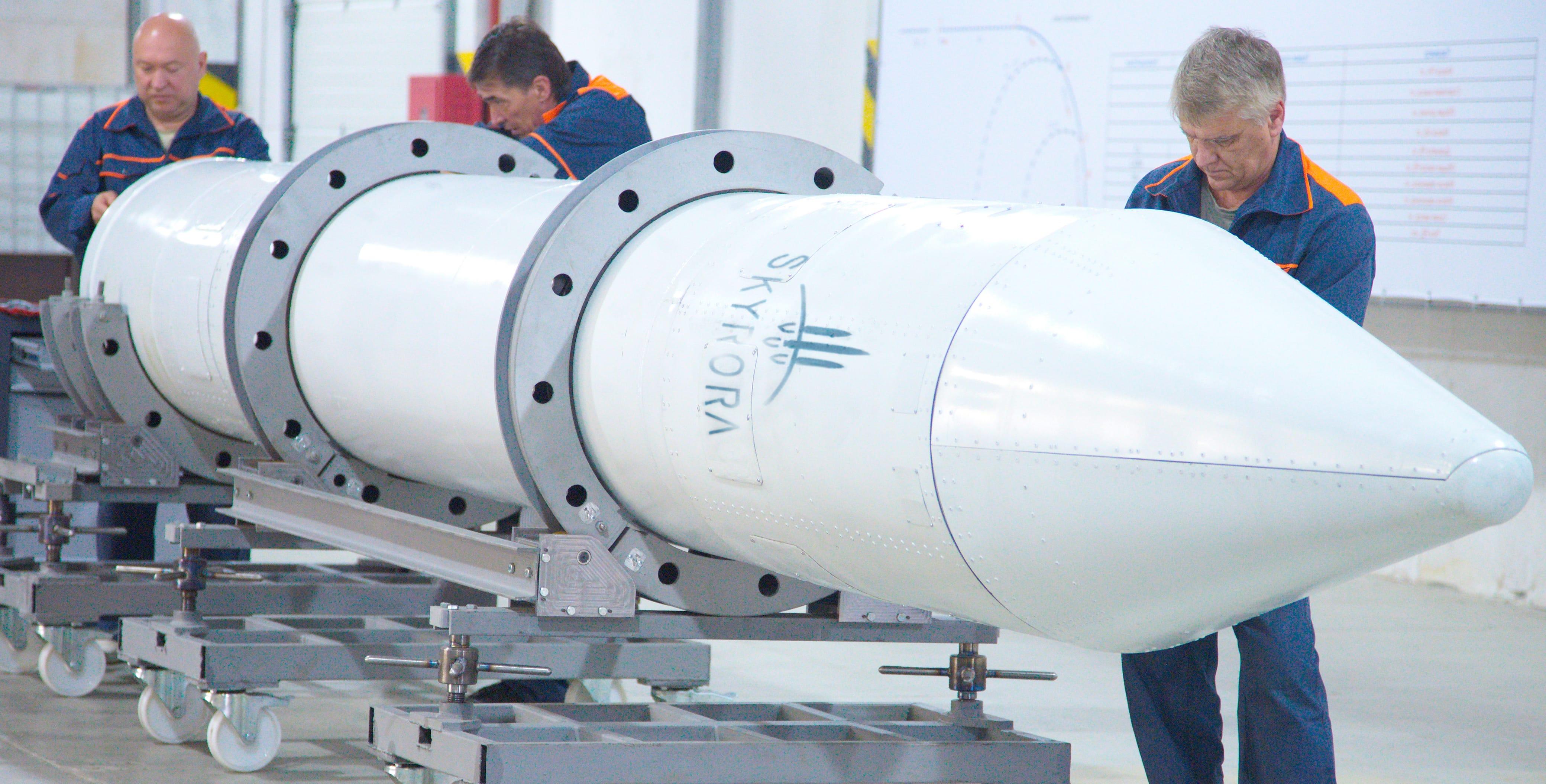 Украинские конструкторы помогают вразработке английской ракеты с3D-печатными деталями