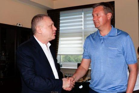 Стало известно, кто войдет в новый тренерский штаб Динамо