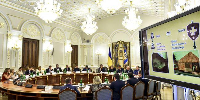 Законопроекты пореформированию здравоохранения будут внесены вРаду вовторник