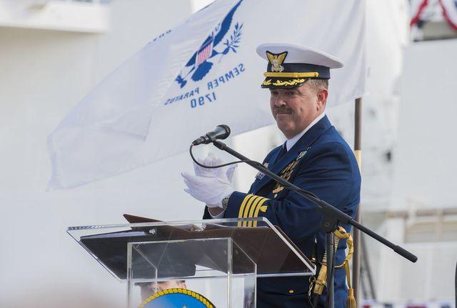 Контр-адмирал Дуглас Фиерс будет ассистентом Трампа повнутренней безопасности