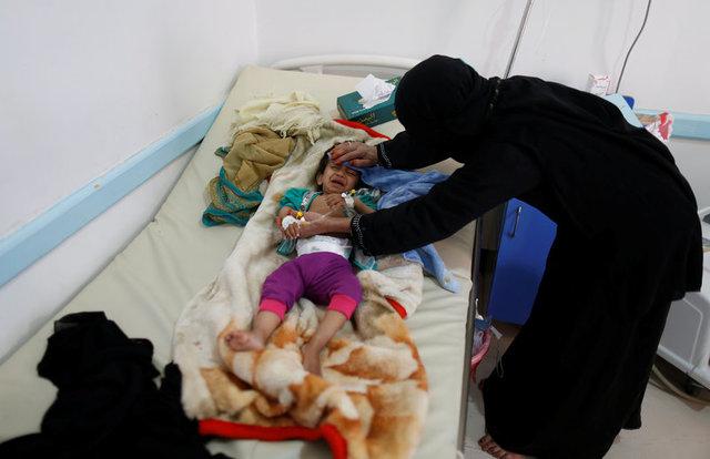 Число жертв отхолеры вЙемене достигло 1500 человек