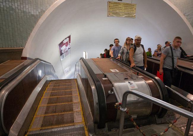 Станция «Кловская» первой на100% отказалась отжетонов