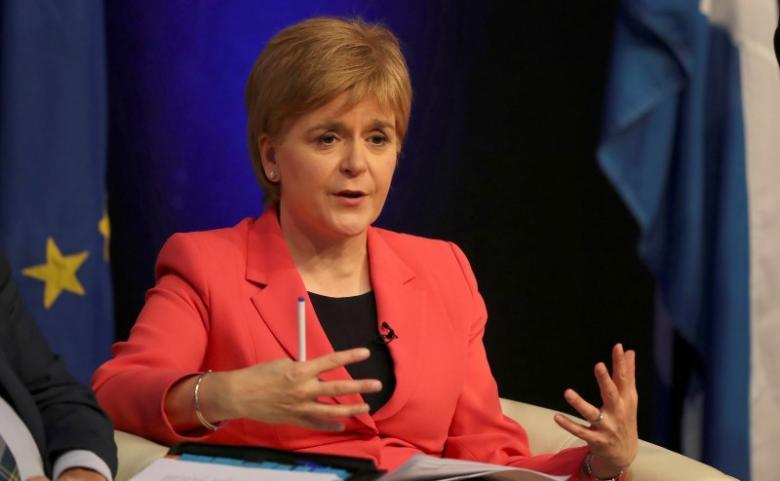 Шотландия объявила оподготовке кновому референдуму онезависимости
