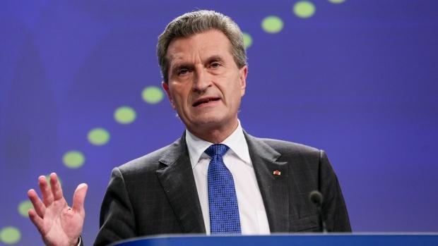 Еврокомиссар: Великобритания должна платить Брюсселю заBrexit до 2023г.