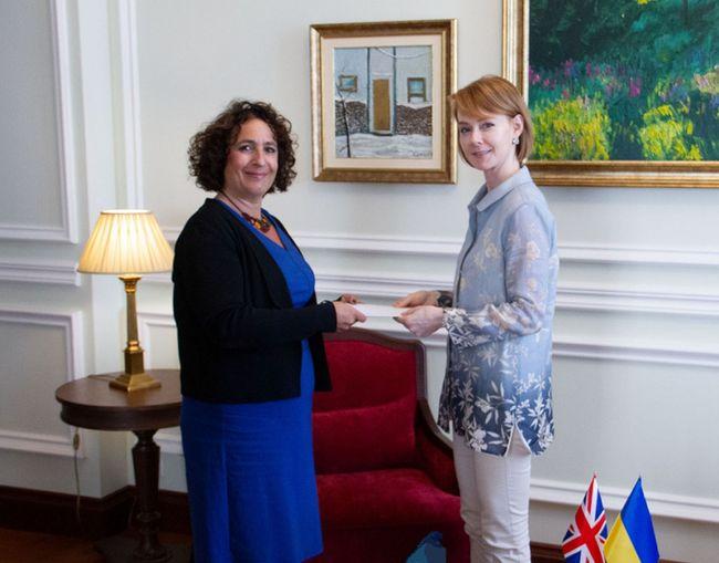 ВУкраине начала работу Мелинда Симмонс— новый амбассадор Великобритании: кто она