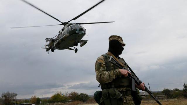 Боевики обстреляли силы АТО изгранатометов, ранены 3 украинских военных,— штаб