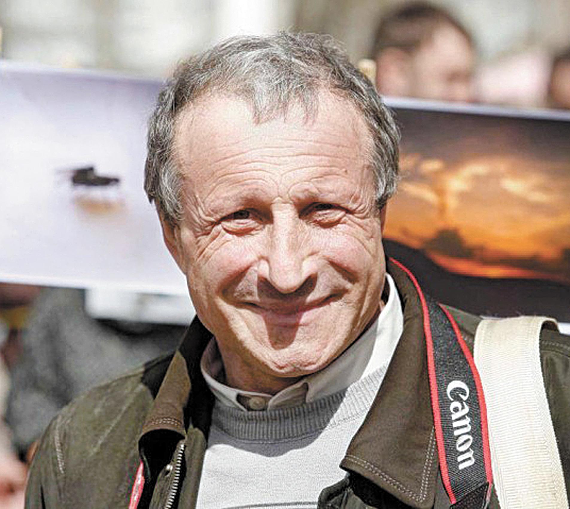 Семена стал лауреатом премии государственного союза репортеров