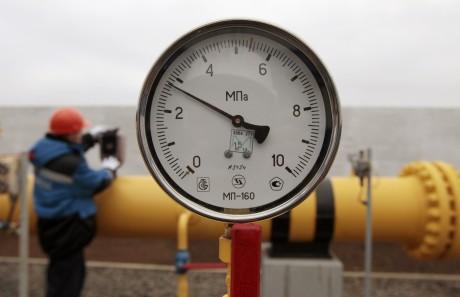 Украина за10 месяцев почти вдва раза сократила импорт газа