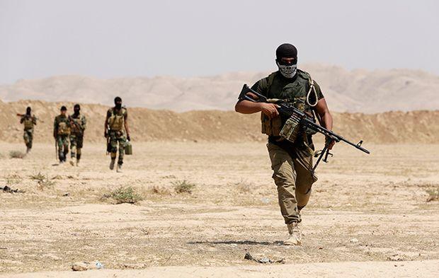 Виракской провинции Анбар началась военная операция противИГ