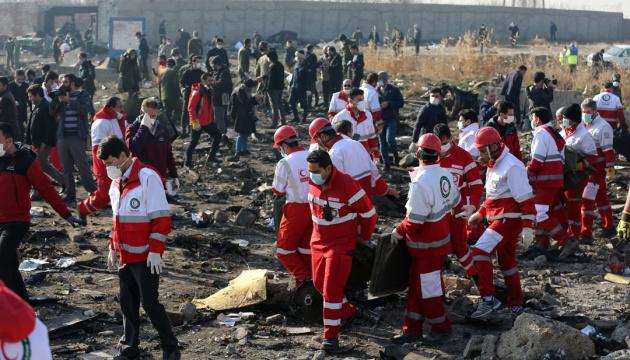 Зеленский счел недостаточной компенсацию Ирана закрушение самолета МАУ