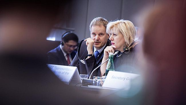 ПАСЕ работает над визитом комиссара по правам человека в оккупированный Крым