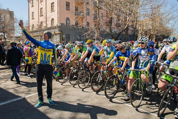 Львівщина прийматиме престижні міжнародні змагання з велосипедного спорту thumbnail