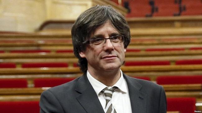 Німеччина хоче екстрадувати Пучдемона до Іспанії