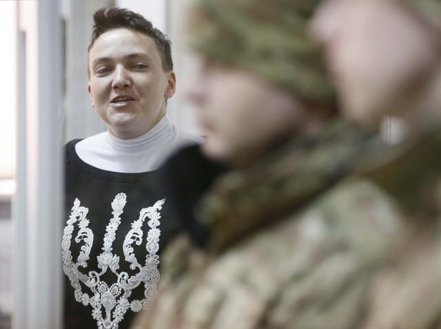 Юрист Надежды Савченко взял самоотвод