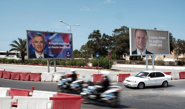 Прем'єр Мальти оголосив свою перемогу упарламентських виборах, Порошенко привітав «друга України»