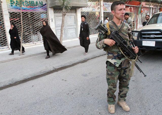 НАТО підтвердила загибель американських військових при атаці наконвой вКандагарі