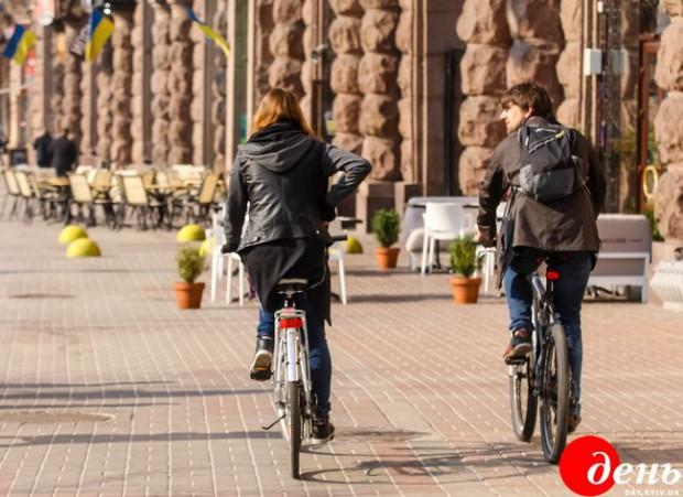 Всередине августа вКиеве перезапустится сервис проката велосипедов Nextbike