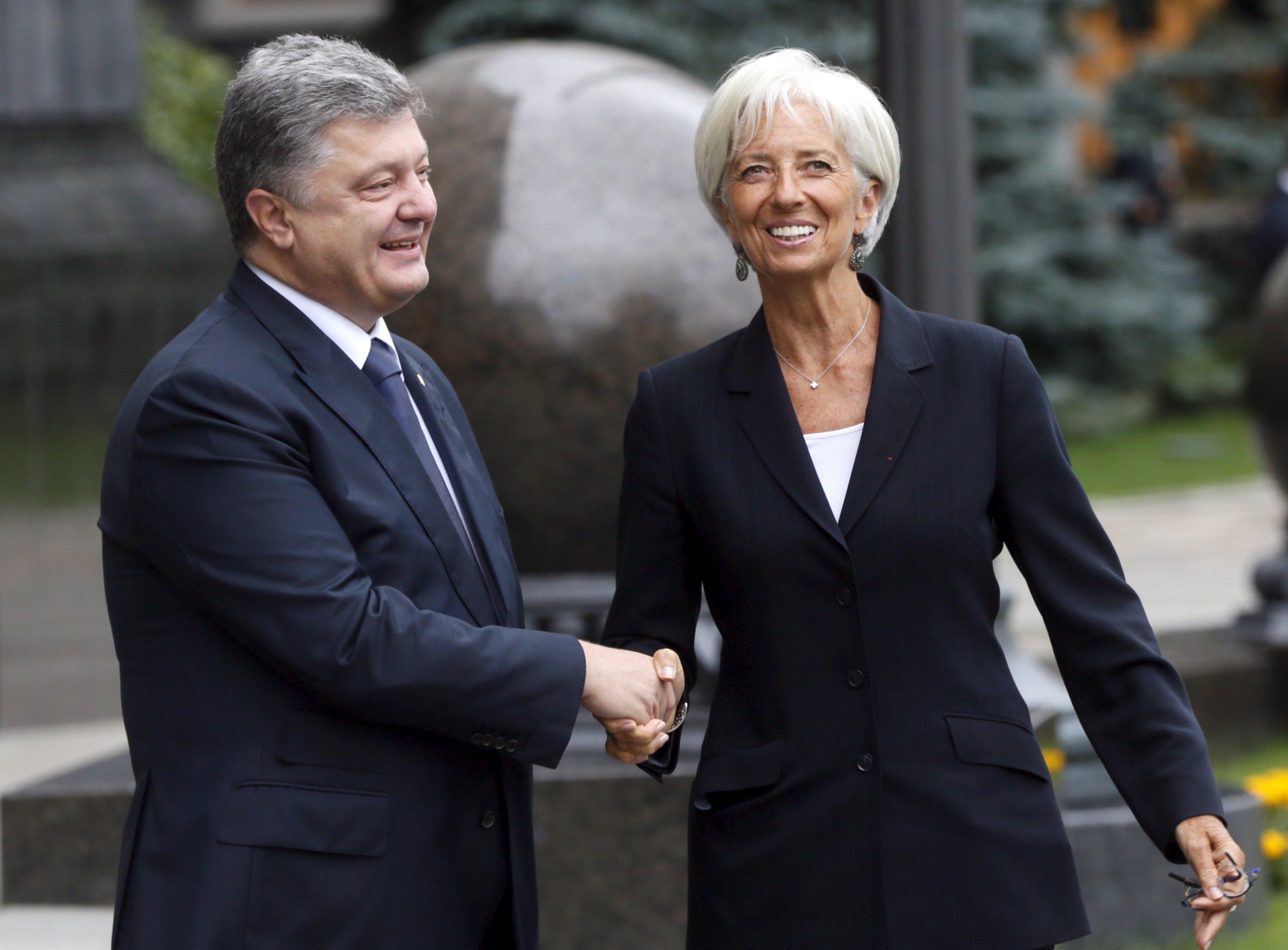 Місія МВФ продовжить переговори зУкраїною