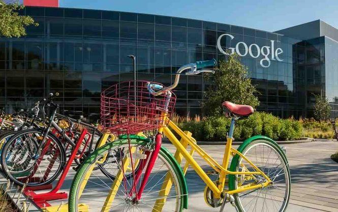 Компания Google на100% перешла навозобновляемую энергию