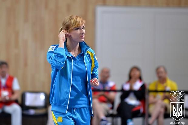 Костевич— лучшая спортсменка марта вгосударстве Украина