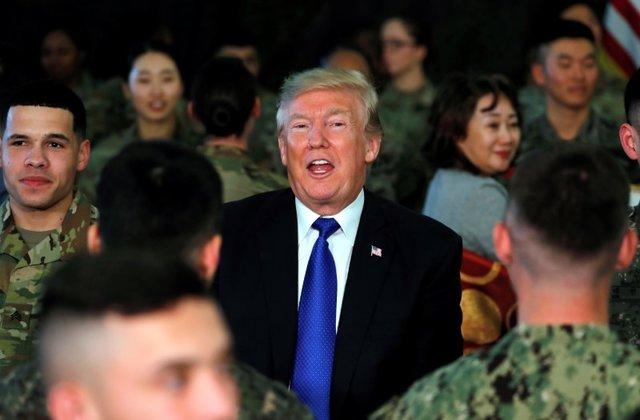 Группа конгрессменов США просит Нобелевский комитет удостоить Трампа премии мира