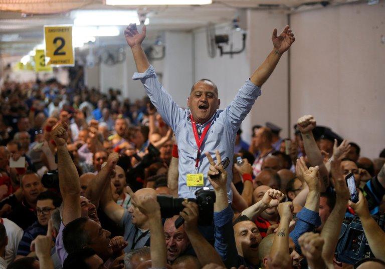 НаМальті проходять дострокові парламентські вибори