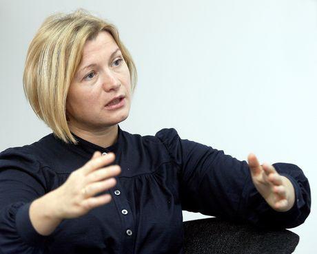 Геращенко: Насаммите НАТО уполномоченные «нормандской четверки» обсудят освобождение заложников наДонбассе