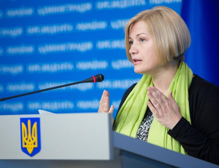 Украинской стороне вМинске не представлена информация о местоположении заложников наДонбассе