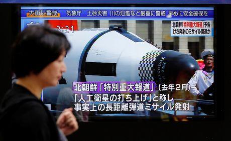 Президент США і прем'єр-міністр Японії домовилися продовжити тиск наПхеньян