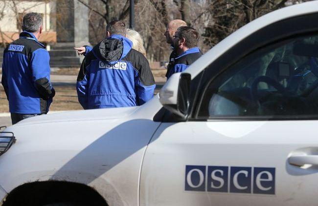 Миссия ОБСЕ проводит тайную эвакуацию изоккупированного Донецка— корреспондент