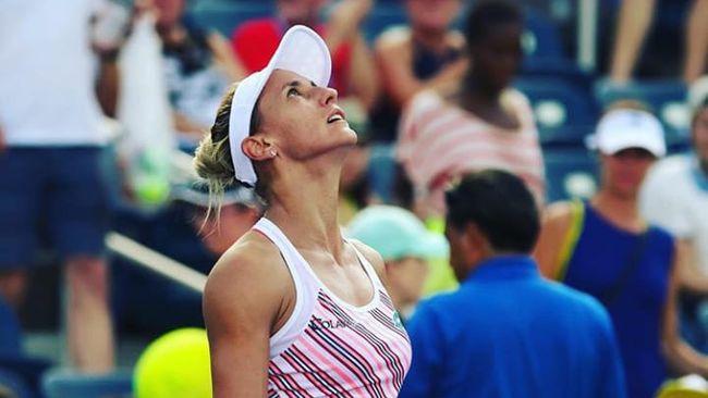 Украинская теннисистка вышла в четвертьфинал US Open. И это не Свитолина