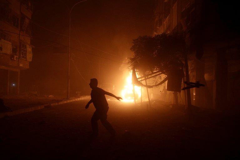 Сирийская армия последний раз предупредила террористов покинуть Алеппо