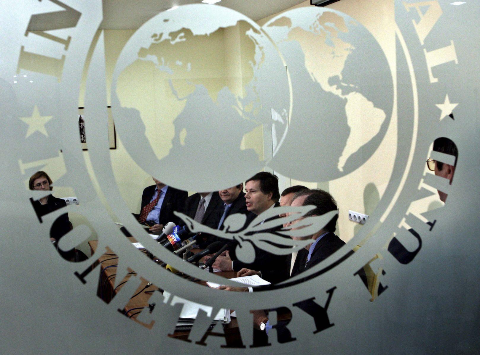 МВФ: Экономика Украины пошла напоправку