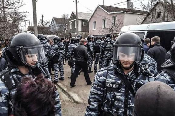 Чубаров: ВКрыму удерживают неменее  60 политзаключенных