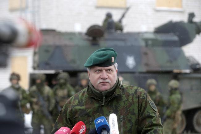 Міноборони Литви: РФнапостійній основі розміщує «Іскандери» уКалінінградській області