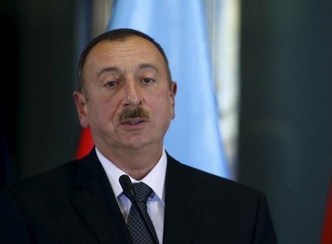 Алиев назначил внеочередные президентские выборы. однако  интриги нет, только увеличение срока правления