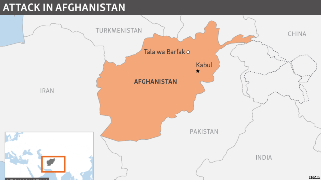 Впроцессе перестрелок награнице Афганистана иПакистана погибли 13 человек