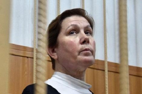 Російський суд Наталію Шаріну засудив до4 років умовно