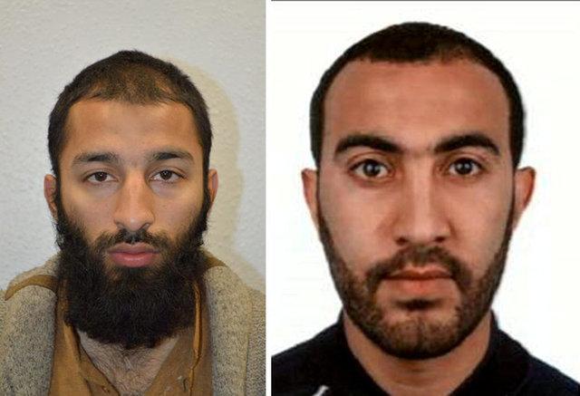 Милиция обнародовала данные нападавших— Теракт встолице Англии