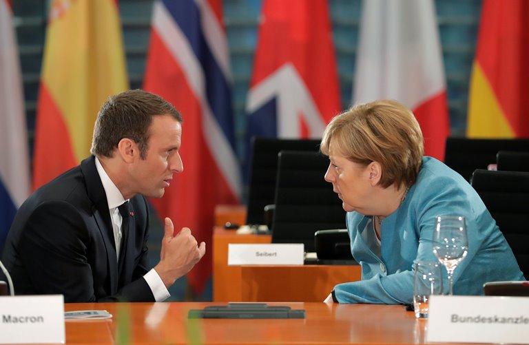 ВКремле назвали тему встречи Владимира Путина , Макрона иМеркель наG20