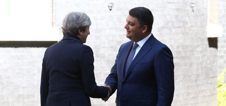 ... Україна почне консультації з Британією щодо ЗВТ 247b1285e63b5