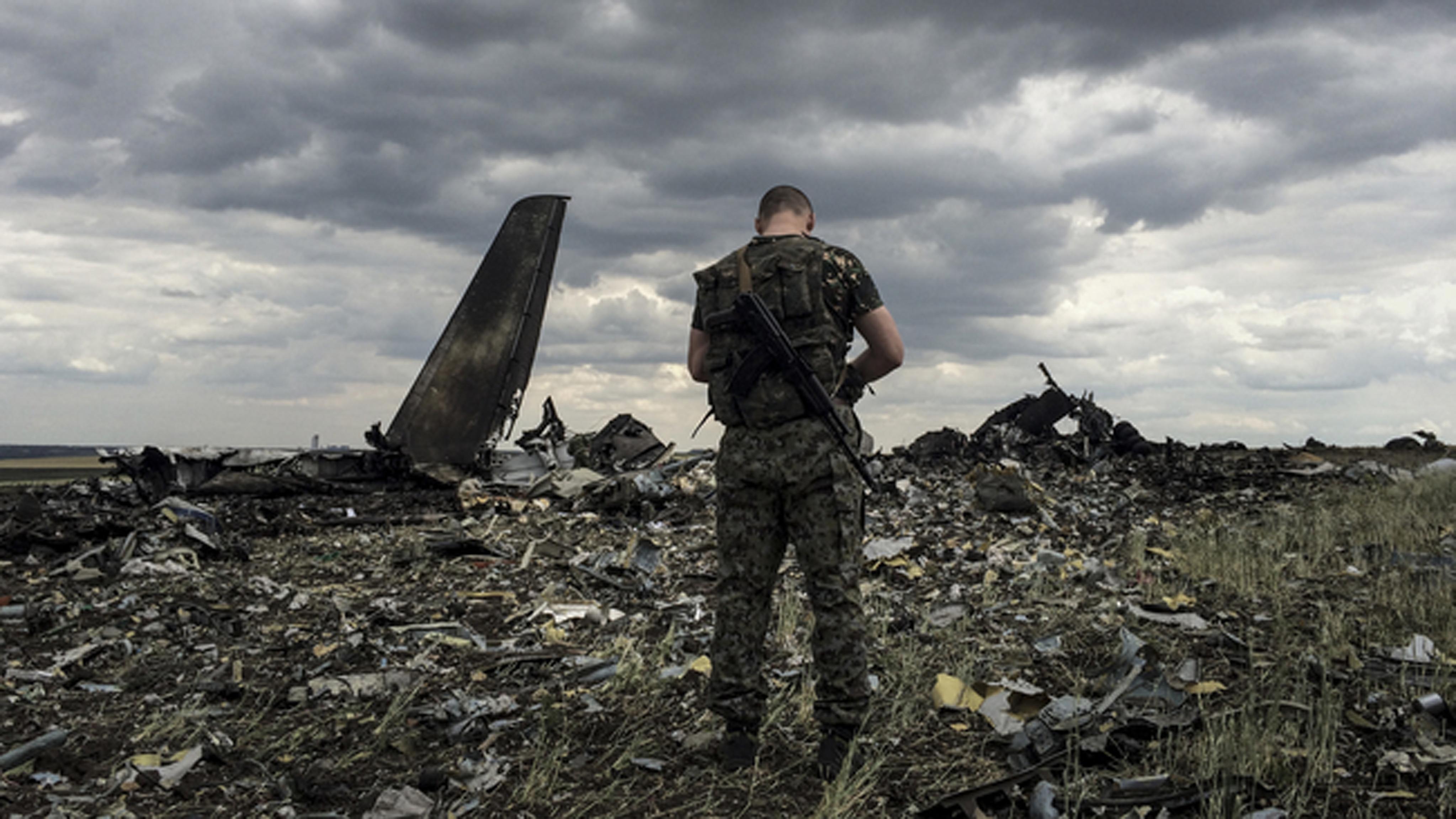Международное следствие установило принадлежность предположительно сбившего Boeing ЗРК «Бук»
