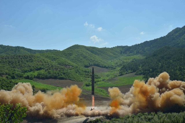 Минобороны сообщило оботсутствии опасности для Российской Федерации отзапуска ракеты Северной Кореей