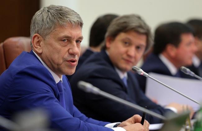 Насалик исключил коррупцию при закупках угля уСША вУкраинском государстве
