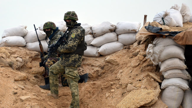 Кучению «Кавказ-2016» подключились силы ПВО