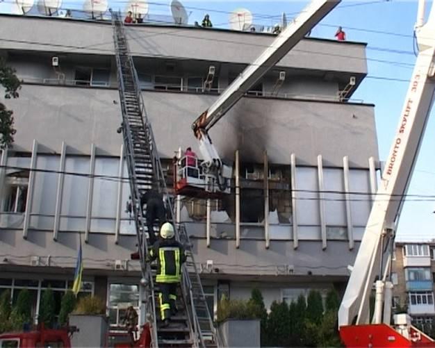 Аваков объявил, что впикете под «Интером» участвовали бывшие бойцы ВСУ