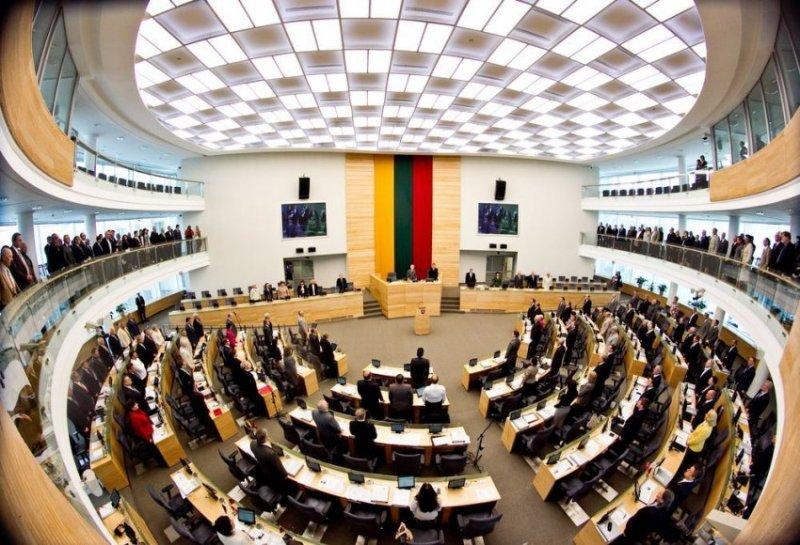 ВЛитве началось предварительное голосование навыборах Сейма