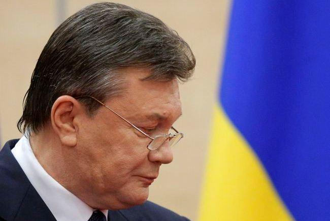 ГПУ: Янукович напосаді президента діяв в інтересах Кремля