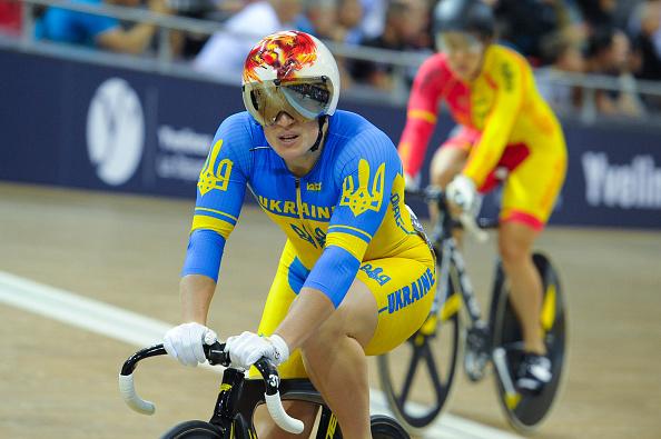 Украина добыла две медали наКубке мира повелотреку